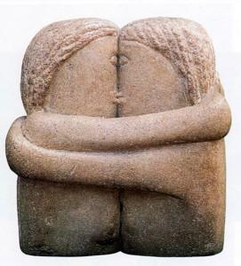 BRANCUSI-the-kiss--constantin-brancusi