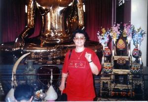 Cleopatra Lorintiu - Thailande