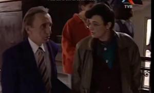 Cleopatra lorinţiu şi Tudor Opriş la liceul Gh.Lazăr 1997