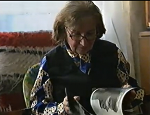 Gabriela Manole Adoc in filmul Cleopatrei Lorintiu, Punct de intalnire 1997