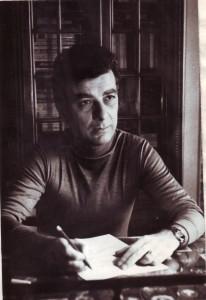 Gh Tomozei Poetul scrie si se lasa scris