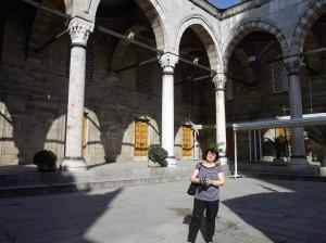 Istabul Moscheea albastra