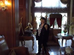 La Istanbul lânga un gramofon