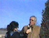 Cleopatra Lorinţiu şi Vasile Bădăluţă lângă Detroit, 1995