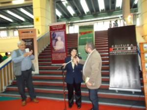 23noiembrie 2013 Gaudeamus cu vasile dancu si Florin Costinescu