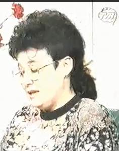Cleopatra Lorintiu in emisiune despre literatura pentru copii, TVR 11993