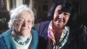 cu doamna Adina NANU