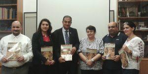 Lansarea revistei Orizont cultural român arab 26 mai 2016 CCERPA