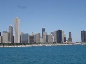 Chicago Lacul Michigan