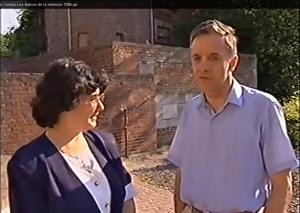 Cleopatra Lorinţiu si dr.Stefan Stan, Liege 1996