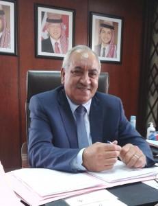 Dr.Daifallah Al Louzi Secretary General M.Of Health