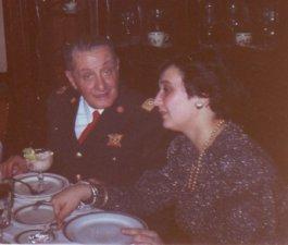 General_Mario_Jovene_avec_cleopatra_lorintiu_Rome