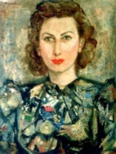 portret Cella Serghi