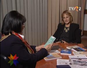 cleopatra Lorintiu şi Carmen Firan la TVR 27 ianuarie 2016