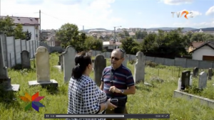 Cimitirul evreiesc din Bistrita